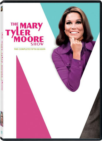 The Mary Tyler Moore Show: Season 5 (Boxset) DVD Movie