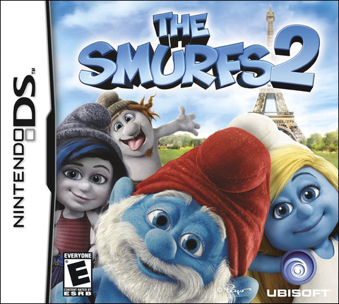 The Smurfs 2 (DS) DS Game