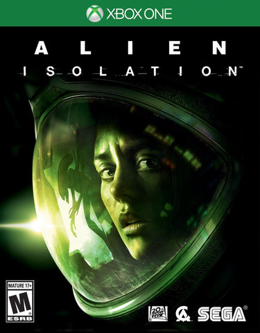Alien Isolation - Nostromo Edition (XBOX ONE) XBOX ONE Game