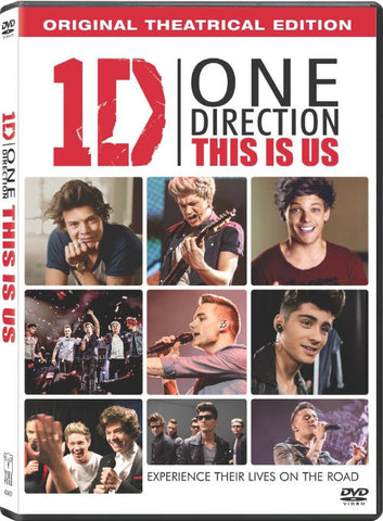 One Direction - This is Us (+UltraViolet Digital Copy) DVD Movie