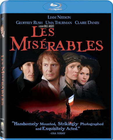 Les Miserables (Blu-ray) BLU-RAY Movie
