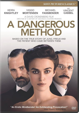 A Dangerous Method DVD Movie