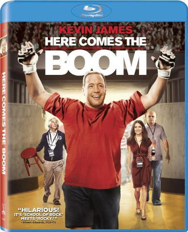 Here Comes the Boom (+ UltraViolet Digital Copy) [Blu-ray] BLU-RAY Movie