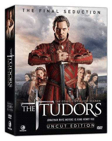 The Tudors: The Complete Fourth & Final Season - Uncut DVD Movie
