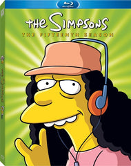 The Simpsons - Season 15 (Bilingual)(Blu-ray)