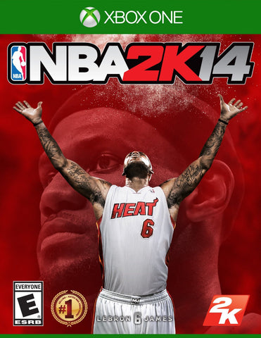NBA 2K14 (Bilingual Cover) (XBOX ONE) XBOX ONE Game