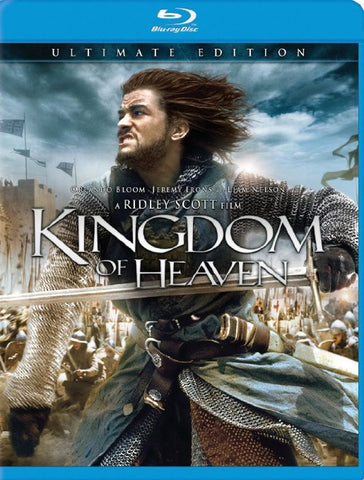 Kingdom of Heaven (Ultimate Edition)(Blu-ray) BLU-RAY Movie