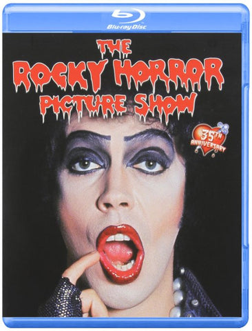 The Rocky Horror Picture Show (35th Anniversary Edition) (Blu-ray) BLU-RAY Movie