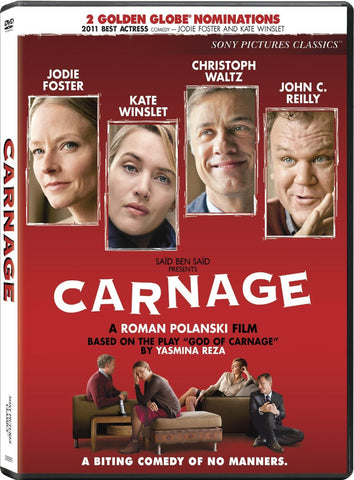Carnage DVD Movie