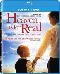 Heaven is For Real (Two-Disc Blu-ray/DVD Combo) (Blu-ray)