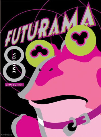 Futurama, Vol. 8 DVD Movie