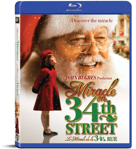 Miracle on 34th Street (1994) (Bilingual) (Blu-ray) BLU-RAY Movie