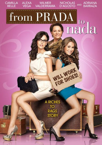 From Prada to Nada DVD Movie