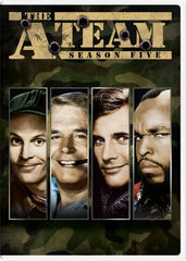 The A-Team - Season Five (Keepcase)