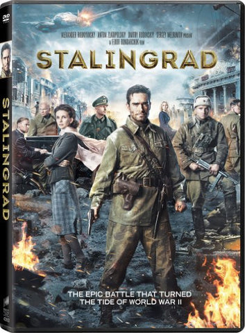 Stalingrad DVD Movie