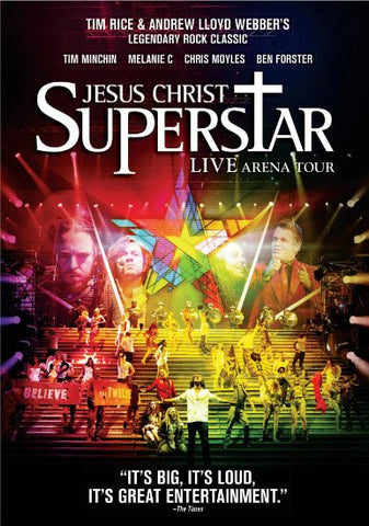 Jesus Christ Superstar - Live Arena Tour DVD Movie