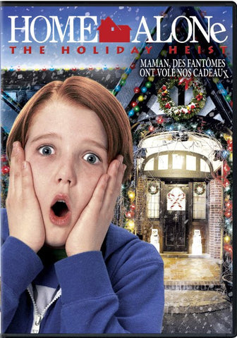 Home Alone 5: Holiday Heist (Bilingual) DVD Movie