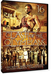 Clash of the Olympians - 16 Movie Set