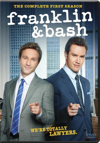 Franklin & Bash: Season 1 DVD Movie
