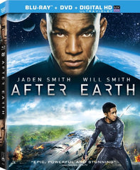 After Earth (Two Disc Combo: Blu-ray / DVD + UltraViolet Digital Copy ) (Blu-ray)