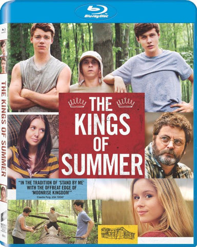 The Kings of Summer (Blu-ray) BLU-RAY Movie