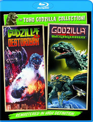 Godzilla Vs. Destoroyah / Godzilla Vs. Megaguirus: The G Annihilation Strategy (Blu-ray)