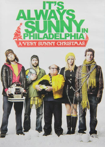 It s Always Sunny in Philadelphia: A Very Sunny Christmas DVD Movie