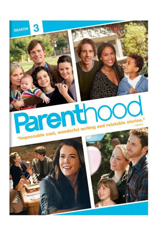Parenthood - Season 3 (Boxset) DVD Movie
