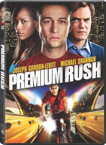Premium Rush (+UltraViolet Digital Copy) DVD Movie
