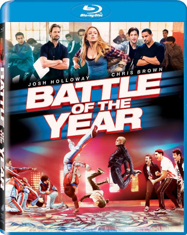 Battle of the Year (+UltraViolet Digital Copy)(Blu-ray) BLU-RAY Movie