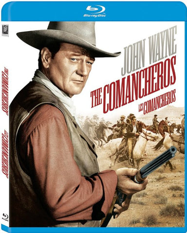 Comancheros (Blu-ray) (Bilingual) BLU-RAY Movie