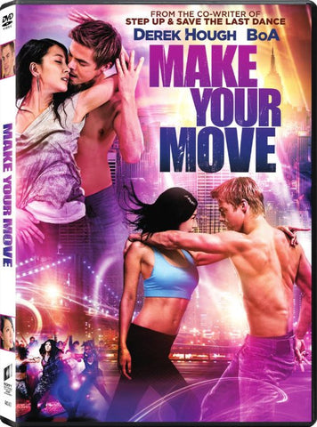Make Your Move DVD Movie