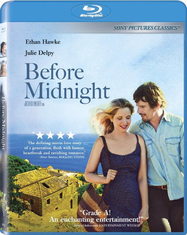 Before Midnight [Blu-ray] BLU-RAY Movie