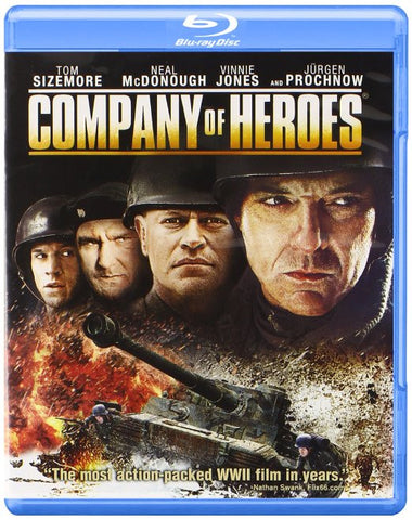 Company of Heroes (Blu-ray) BLU-RAY Movie