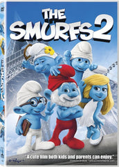 The Smurfs 2  (DVD+Ultraviolet)