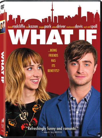 What If DVD Movie