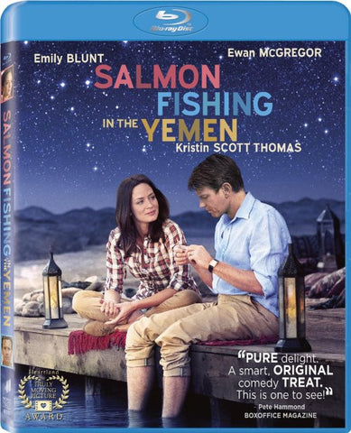 Salmon Fishing in the Yemen (Blu-ray) BLU-RAY Movie