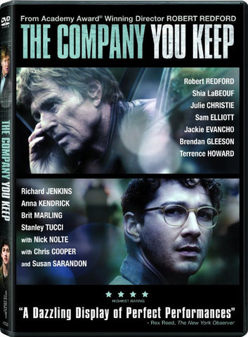 The Company You Keep DVD Movie