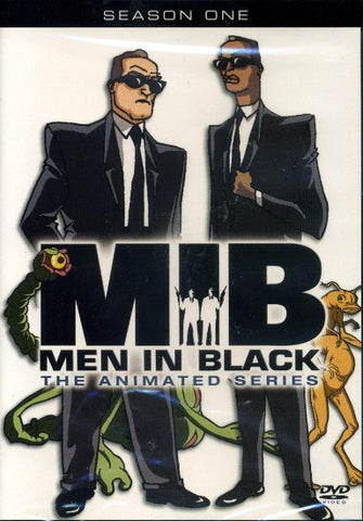 Men in Black: The Animated Series - Season 1 DVD Movie