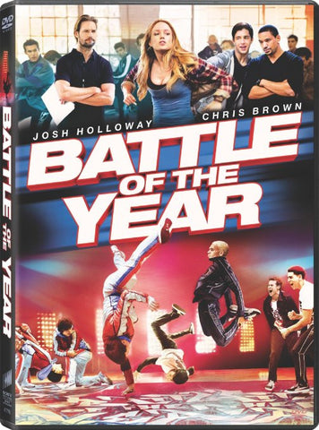 Battle of the Year (+UltraViolet Digital Copy) DVD Movie