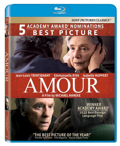 Amour (Blu-ray) BLU-RAY Movie