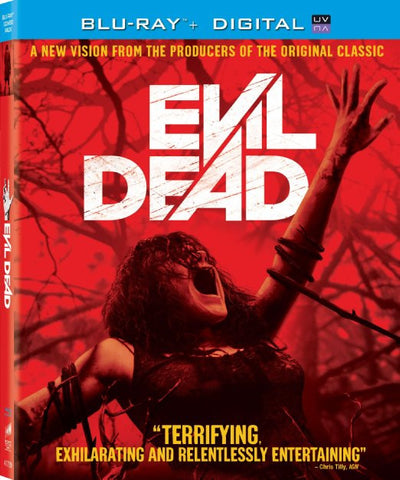 Evil Dead (Blu-ray) BLU-RAY Movie