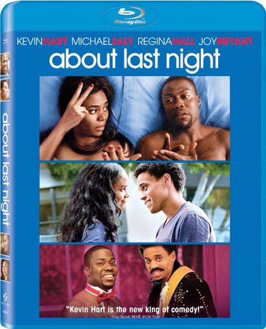 About Last Night (Blu-ray) BLU-RAY Movie