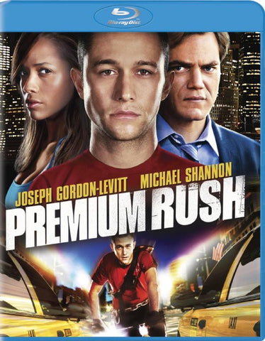 Premium Rush (+ UltraViolet Digital Copy) (Blu-ray) BLU-RAY Movie