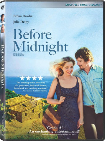 Before Midnight DVD Movie