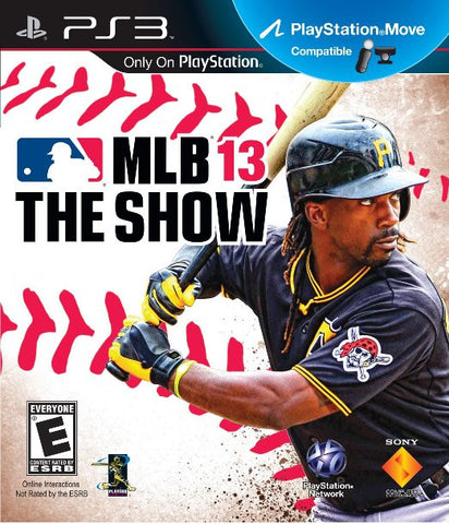 MLB 13 - The Show (PLAYSTATION3) PLAYSTATION3 Game