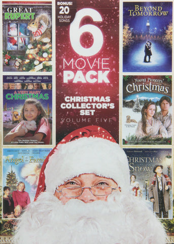 6-Film Christmas Film Collector s Set Vol.5 (+ Bonus MP3) DVD Movie