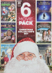 6-Film Christmas Film Collector s Set Vol.5 (+ Bonus MP3)