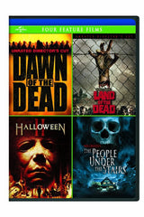 Dawn of the Dead / George A. Romero's Land of the Dead / Halloween II / The People Under the Stairs