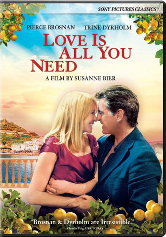 Love Is All You Need DVD Movie